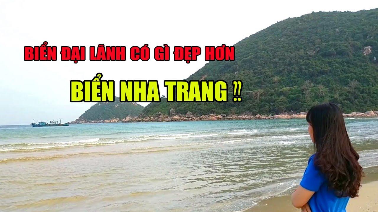 Biển Đại Lãnh Có Gì Đặc Biệt So Với Biển Nha Trang? | Hana Ngo