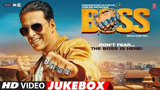 BOSS Full Video Songs | Akshay Kumar, Aditi Rao Hydari | Video Jukebox | T-Series