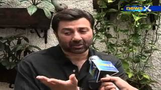 NewsX Exclusive: Sunny Deol is Back