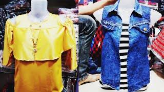 Best Market for Fancy tops - Ladies shopping , Ghas bazar Wholesale Market