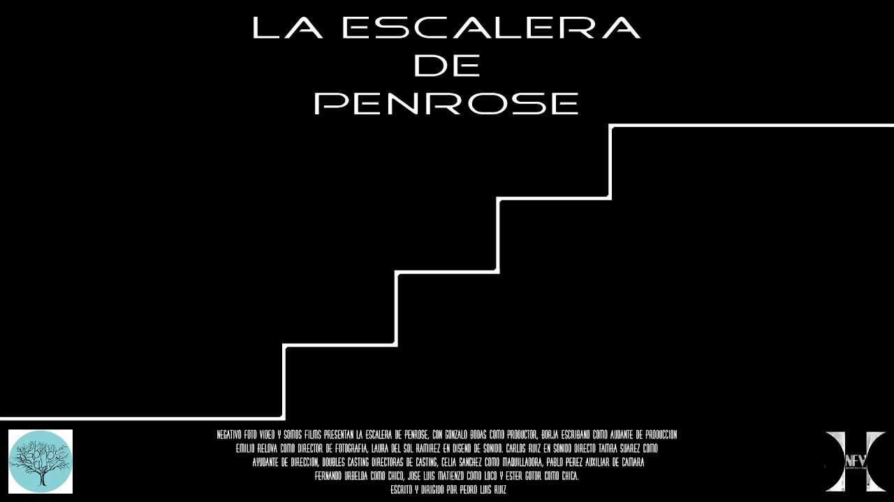 La escalera de penrose islazultura 2015 youtube for Escaleras retractiles