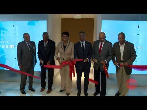 Mayor Bowser Celebrates UDC-CC's Renovated Bertie Backus Auditorium, 8/29/17