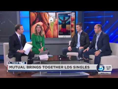Mutual dating app aimed at LDS singles