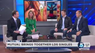 """""""Mutual"""" dating app aimed at LDS singles"""