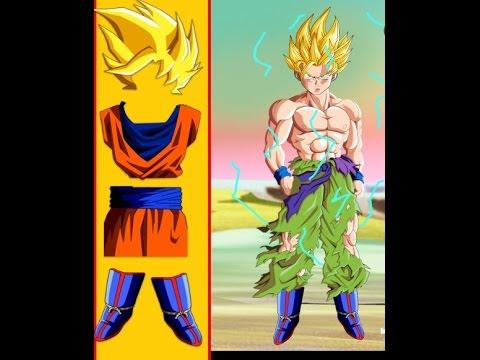 Armar Goku