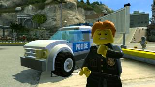 Repeat youtube video LEGO City Undercover Walkthrough Part 1 - Chapter 1