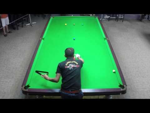 Classic Avenue Snooker Amateur Tournament 2014 ( Semi Final ) Saiful Vs Ai Yu