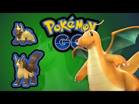 Neuer Move für Dragoran - Shiny Fiffyen und Magnayen   Pokémon GO Deutsch #548