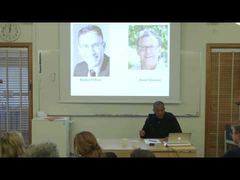 Minorities in the Islamic World: Presentation #1 by A. Boum