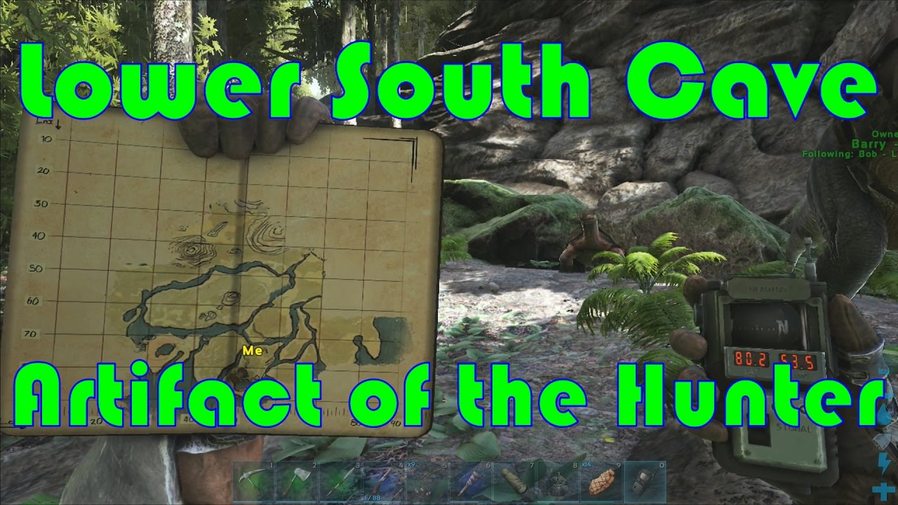 ARK: Survival Evolved - Lower South Cave