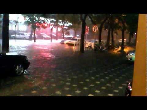 Beijing - Heavy Rain - 21.07.2012