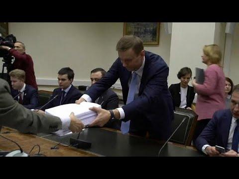 Russia: tutti contro Alexei Navalny