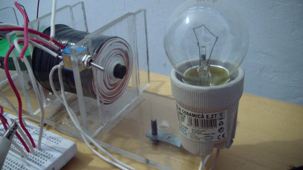Free Energy Device Bedini Newman Konehead Generator Part 1 Youtube