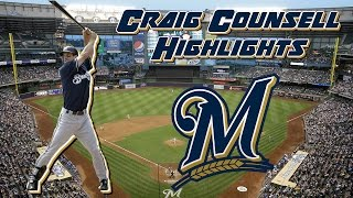 Craig Counsell 2009 Highlights