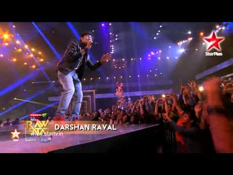 India's Raw Star: Darshan Raval puts up...