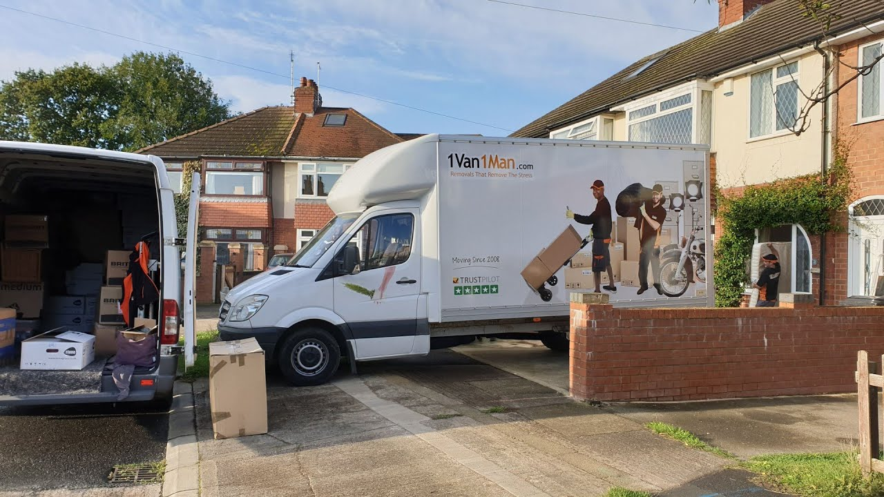 Removals York (SAVE Up To 70% Off Moving) : 1 Van 1 Man®