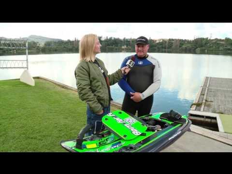 The Crowd Goes Wild interviews Jetsurf NZ with Hayley Holt & Josh Kronfeld