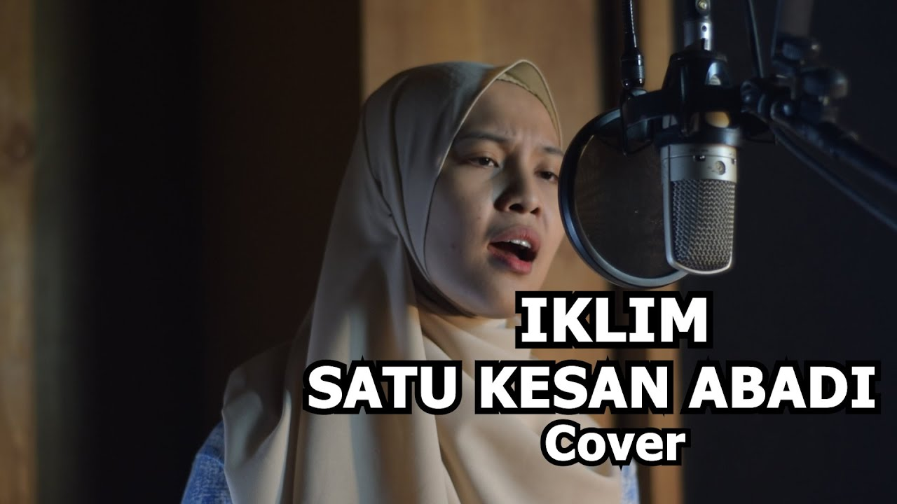 SATU KESAN ABADI - IKLIM (Cover By Leviana)