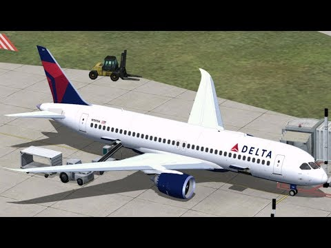 DELTA INTERESTED in the BOEING 797