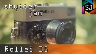 First Look - The Rollei 35 |  The perfect compact camera