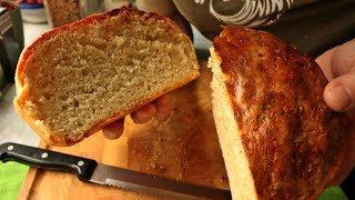 Brot Backen, das einfachste Rezept für Selbstversorger, Kochen für Anfänger