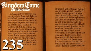 KINGDOM COME: DELIVERANCE [#235] ⚔ Es war einmal... | Let