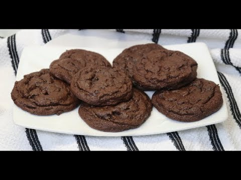 The Best Chewy Double Chocolate Chip Cookies! | Ep #218