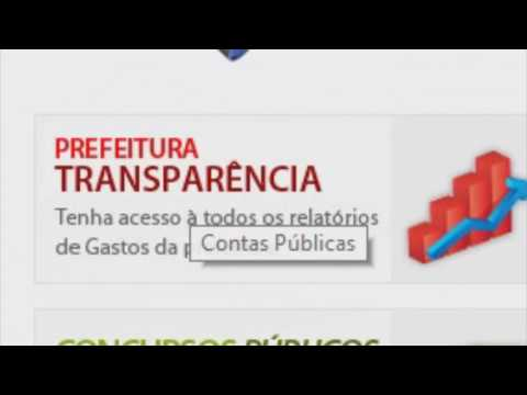 Iretama: Prefeito Bratac não cumpre Lei da Transparência! Tem algo para esconder?