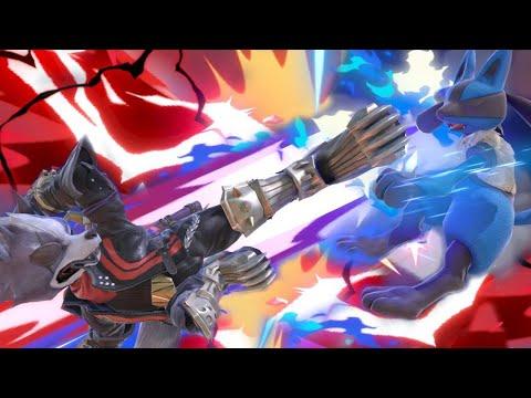 Wolf Is TOP TIER In Super Smash Bros. Ultimate