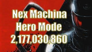 Nex Machina - Master 1CC + HERO Mode (2,177,030,860)