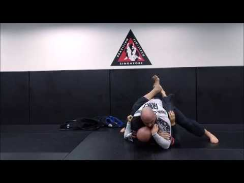 7 Submissions inside a Closed Guard