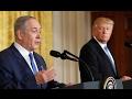 Netanyahu Laughs At Trump's Peace Plan