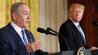 Netanyahu Laughs At Trump's Peace Plan. He couldn't believe how clueless Trump is.