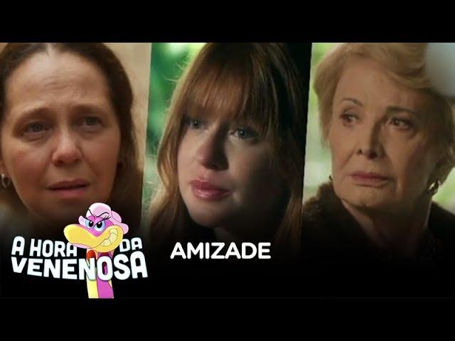 Atrizes e colegas de elenco defendem Marina Ruy Barbosa