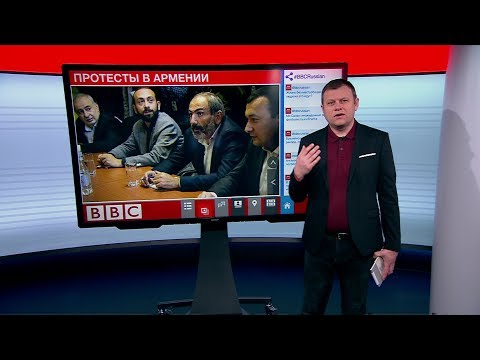 ТВ-новости: есть ли конкуренты у Пашиняна?