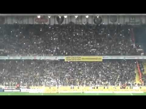 Fenerbahçe Tribün Show - la la lay lay Top Bursa