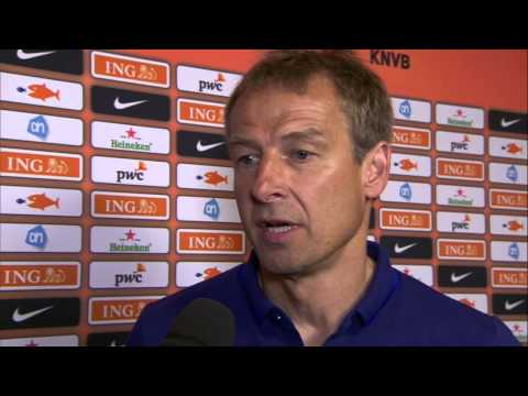 Jurgen Klinsmann Huge learning opportunity USMNT