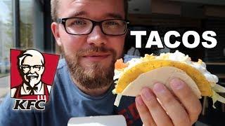 TACOS Z KFC - DLACZEGO NIE WARTO? | GASTRO VLOG #147