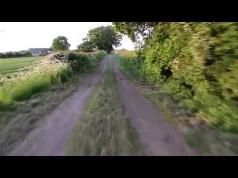 Green Laning with Dacia Duster - Ulley Nr Rotherham, South Yorkshire