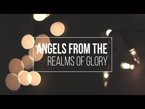Angels From The Realms Of Glory by Reawaken (Acoustic Christmas Hymn)