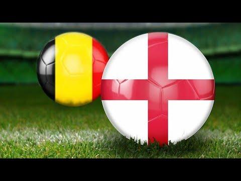 England Vs Belgium ( FIFA WORLD CUP RUSSIAN 2018  )  - Travel