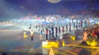 Церемония открытия XXXVI чемпионата мира по хоккею с мячом