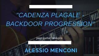 Cadenza plagale e backdoor progression - Alessio Menconi