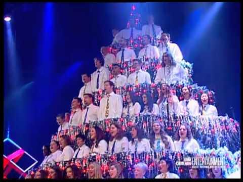 Singing Christmas Tree Edmonton.Christmas In Edmonton Original Song From The Edmonton Singing Christmas Tree