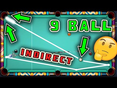 9 Ball Pool - Crazy Indirects Shots! LIMITED EDITION!!!