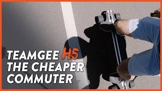 TEAMGEE H5 - THE CHEAPER COMMUTER ELECTRIC SKATEBOARD