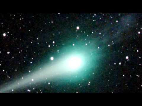 Green Comet Lulin