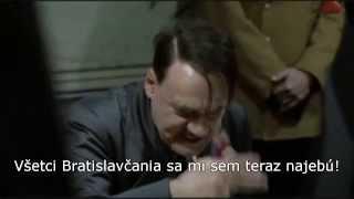 Fico vyhral prezidentské voľby, Hitler zúri