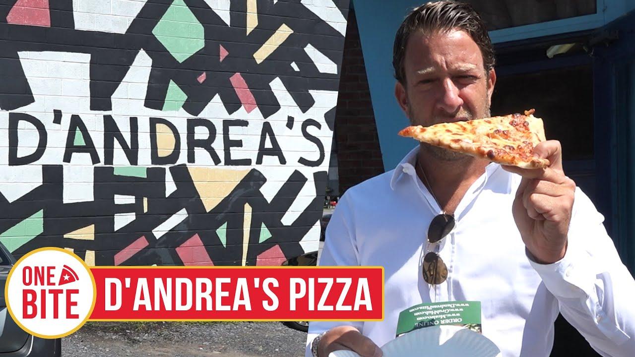 Barstool Pizza Review - D'Andrea's Pizza (Saratoga Springs, NY)