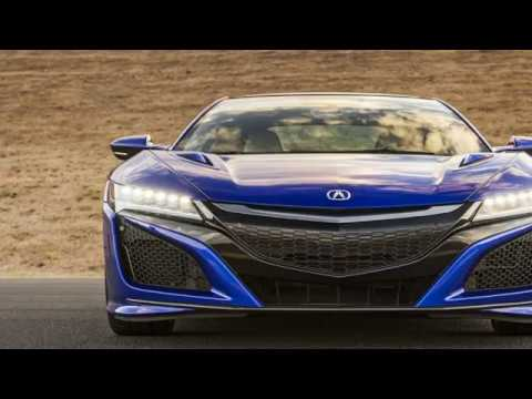 Wow 2018 Acura Nsx A Supercar That Will Literally Sneak Up On You